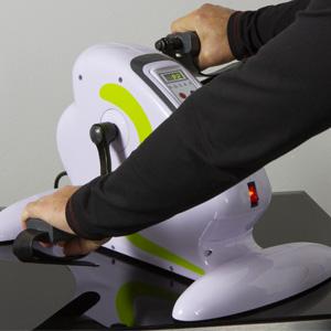 Tecnovita - Mini Cyclette Mini Bike YF612 – Pedaliere Elettrico