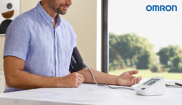 Misuratore di pressione alta - OMRON X3 Comfort
