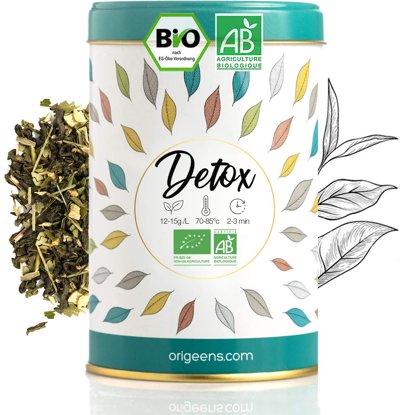 Tisana Detox Bio dimagrante